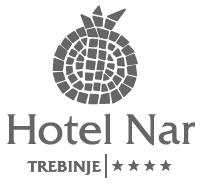 Logo footer - Hotel Nar - Trebinje